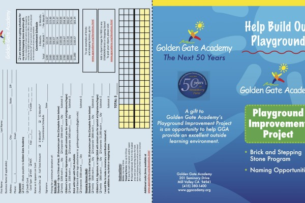 Golden Gate Academy-Brochure