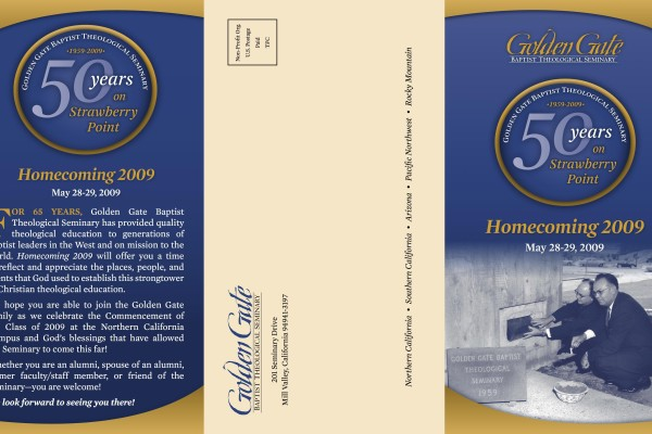 GGBTS – Homecoming Brochure
